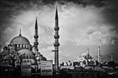 Unmistakable Skyline: the grandeur of the mosques is always in front of you.: by read-see-discover, Views[119]