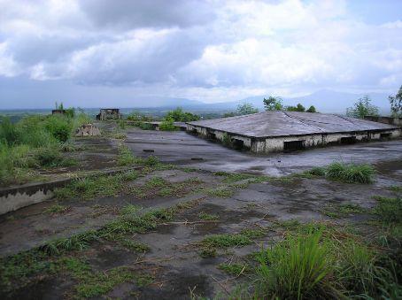 El Fortin, rooftop