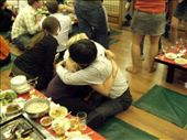 Mr. Yoo and Shawna in a tantric hug: by realeyes, Views[308]