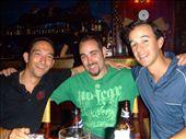 Matt, Arron, and Oscar at the Rainbow Bar, Nha Trang: by realeyes, Views[471]