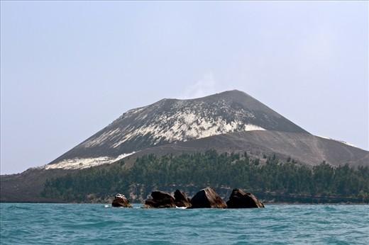 His majesty the Krakatoa volcano