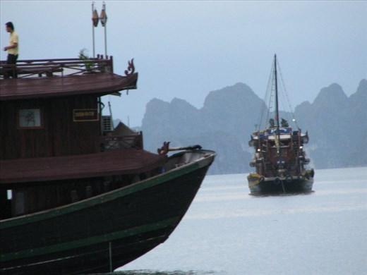 Ha Long Bay Junks
