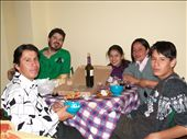 Our Peruvian family - farewell dinner: by reidy, Views[537]