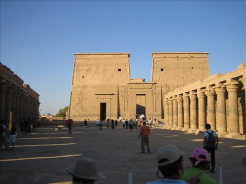 Philae Temple (A.K.A. Isis Temple)