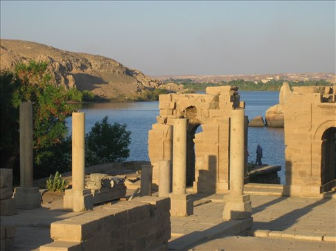 Isis Temple