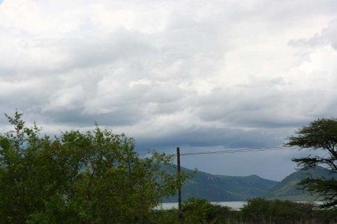 Stormy skies of Swaziland