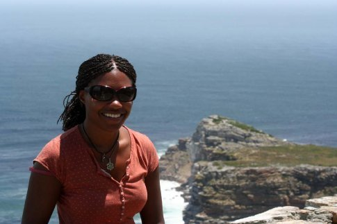 At Cape Point