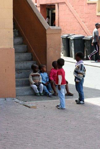 Some Langa kids