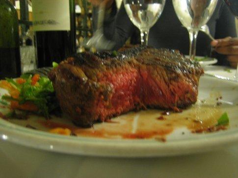 Ahhh...Steak