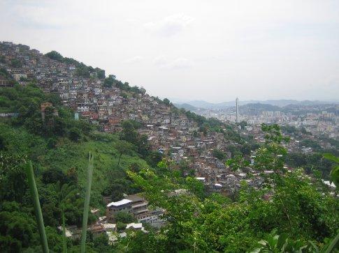 View from Santa Teresa