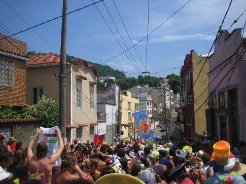Santa Teresa Carnival