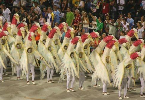 samba school parade