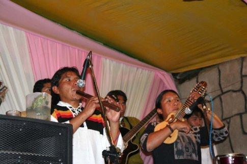 typical Peruvian music