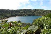 lake in volcano crater: by rich, Views[177]