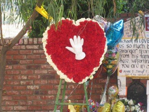 MJ memorial