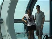 on the singapore flyer : by rich, Views[268]
