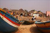 Fishing village in Puri : by rickshawalas, Views[307]