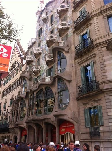 Casa Batlló!