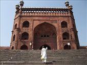 Outside Jama Masjid, Delhi : by roam-if-you-want-to, Views[2019]