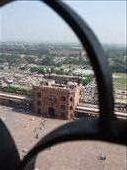 View form tower at Jama Masjid : by roam-if-you-want-to, Views[442]