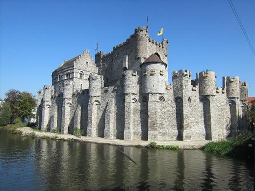 Gent's castle