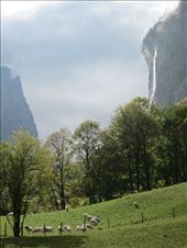 Lauterbrunnen Valley waterfalls: by roaming_reas, Views[637]