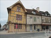medieval crooked houses in Troyes: by roaming_reas, Views[619]