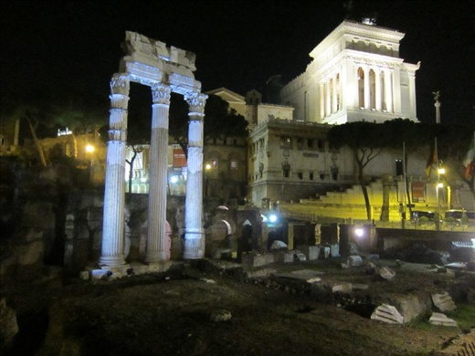 Rome's old and the new