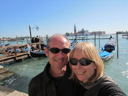 We made it to Venice!