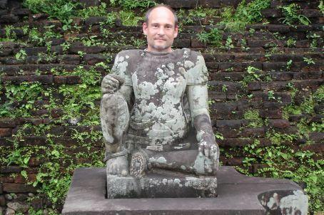 Buddha Belly Bruce!