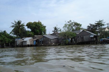 Living in the Mekong Delta