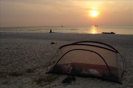 Tarutao Camping