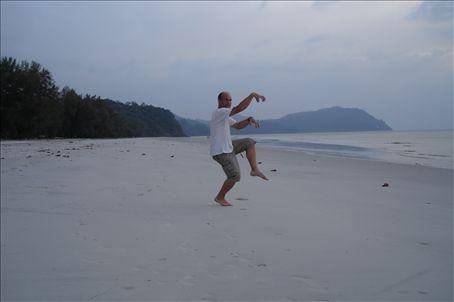 Beach Tai Something - Calling the Crabs
