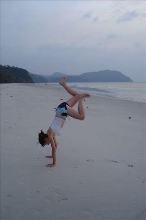 Laura's Beach Exercises