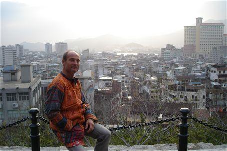 Old Macau (and ol' Bruce)
