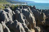 Pancake Rocks, Punakaiki, New Zealand: by robbiesue, Views[166]
