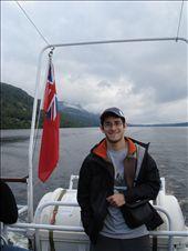 En el barco, en el paseo por el Lago Ness. Inverness - Escocia.: by rodri_y_adri, Views[460]
