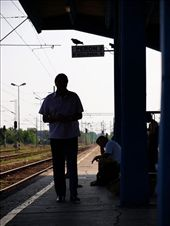 Waiting for the train in Novi Sad: by romanomad, Views[45]