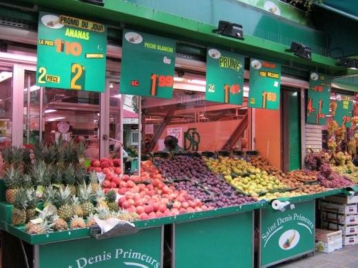 Local Fruit & Vegie Store