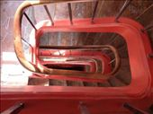 Spiral Staircase from the 6th floor: by romina, Views[542]