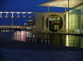 night view of new parliament buildings: by romsterrom, Views[171]