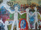 the John Lennon wall - freedom in communist times: by romsterrom, Views[219]