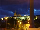 prague castle by night: by romsterrom, Views[278]