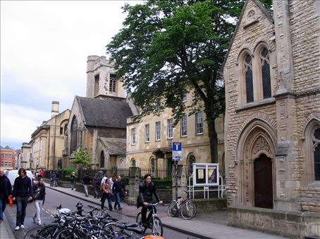 College in Oxford