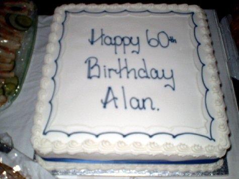 Second cake