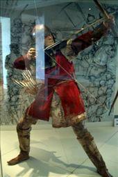 Agincourt archer: by ronsan, Views[398]