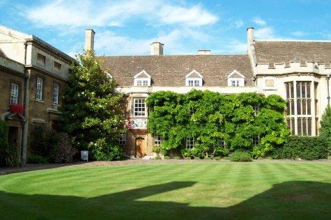 Christ College, Cambridge