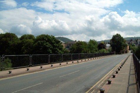 'Bridge over the River Wye'