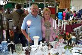 Allan and Dot at their market stall: by ronsan, Views[149]