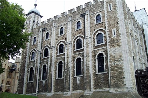 Final view of the White Tower